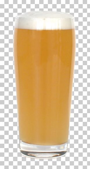 Wheat Beer Saison Beer Cocktail Pint Glass PNG