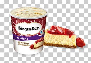 Ice Cream Cheesecake Brittle Häagen-Dazs Dulce De Leche PNG