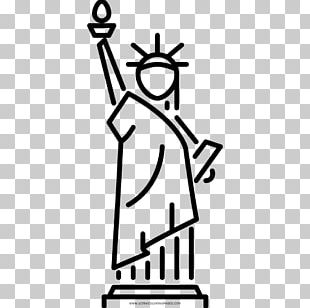 Statue Of Liberty Drawing Computer Icons PNG