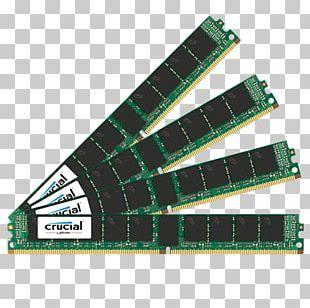 DDR4 SDRAM Registered Memory Flash Memory ECC Memory PNG