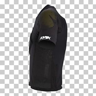 Outerwear Jacket Sleeve Product Black M PNG