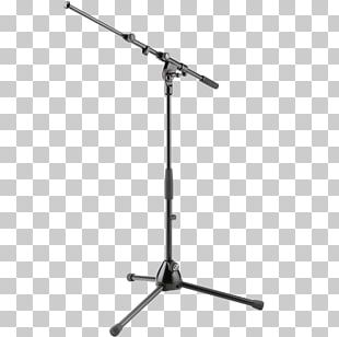 Microphone Stands Shock Mount Sound Recording Studio PNG