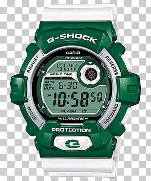 G-Shock GA100 Shock-resistant Watch Casio PNG