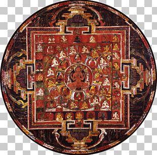Mandala Prajnaparamita Manjushri Tibetan Buddhism PNG