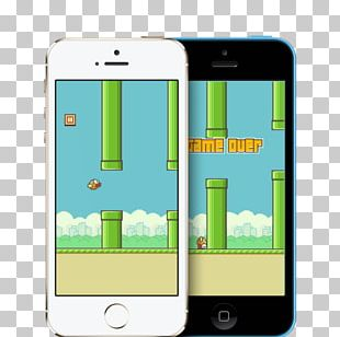 Smartphone Flappy Bird IPhone 5 IPhone 6 PNG