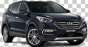 2018 Hyundai Santa Fe 2017 Hyundai Santa Fe Car Sport Utility Vehicle PNG