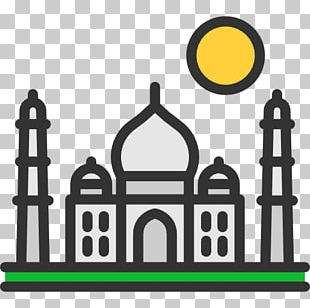Black Taj Mahal Monument Statue Of Liberty PNG