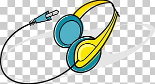 Headphones Illustration Graphics PNG