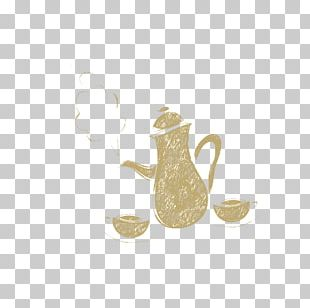 Coffee Cup Tea Cafe Breakfast PNG