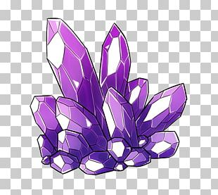 Crystal Drawing Mineral Quartz Amethyst PNG