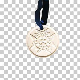 Ceramic Perfume Locket Aerosol Spray Medal PNG
