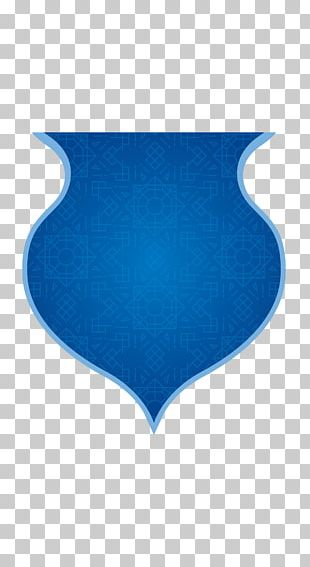 Islamic Geometric Patterns Blue PNG