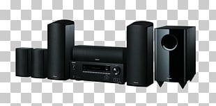 Home Theater Systems Dolby Atmos Home Cinema Onkyo HT-S5805 Dolby Digital PNG