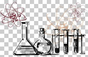 Chemistry Laboratory Drawing Chemical Substance Biology PNG