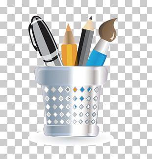 Pen & Pencil Cases Box PNG