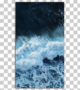 Wind Wave Sea Ocean Shore PNG