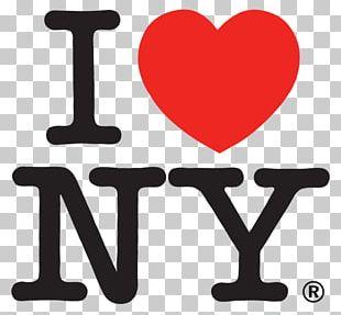 New York City Logo I Love New York Letter PNG