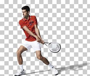 Sportswear Tennis Player T-shirt PNG