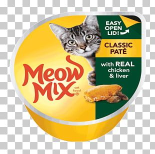 Cat Food Meow Mix Tender Favorites Cat Wet Food PNG