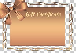 Gift Card Coupon Christmas Voucher PNG