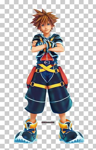 Kingdom Hearts III PlayStation 4 Sora PNG