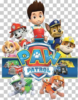 PAW Patrol Dog PNG
