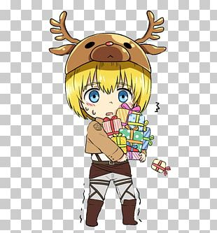 Armin Arlert Mikasa Ackerman Eren Yeager Attack On Titan Anime PNG