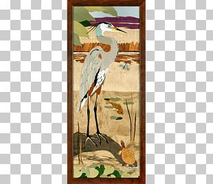 Inlay Painting Marquetry Art Hudson River PNG