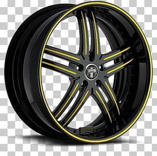 Alloy Wheel Car Mazda Tire Rim PNG
