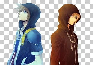 Kingdom Hearts 3D: Dream Drop Distance Kingdom Hearts II Kingdom Hearts Birth By Sleep Sora Roxas PNG