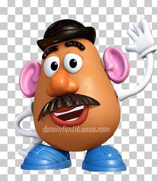 Mr. Potato Head Toy Story Stuffed Animals & Cuddly Toys PNG
