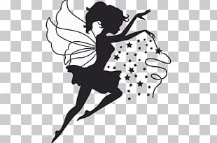 Tooth Fairy Wall Decal Fairy Godmother PNG