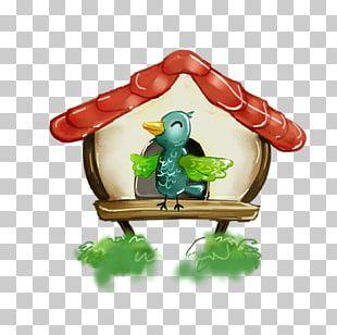 Edible Bird's Nest Cartoon Tree House PNG