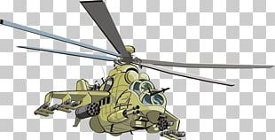 Attack Helicopter Boeing AH-64 Apache PNG