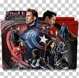 Captain America Iron Man Black Panther Marvel Cinematic Universe Black Widow PNG