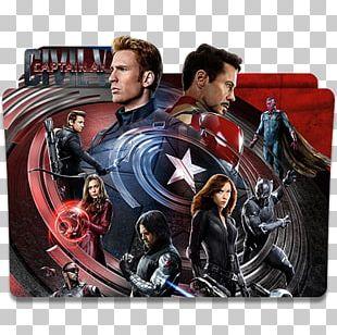 Captain America Iron Man Black Panther Marvel Cinematic Universe Black Widow PNG