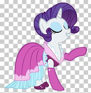 Rarity Pony Derpy Hooves Applejack Dress PNG