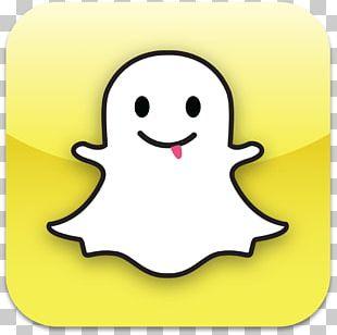 Snapchat Advertising Sticker Logo PNG