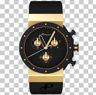 Watch Strap Gold ETA SA PNG