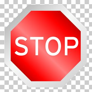 United Kingdom Traffic Sign Stop Sign PNG