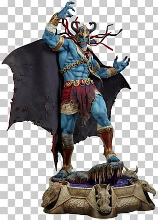 Mumm-Ra Lion-O Action & Toy Figures Figurine Sideshow Collectibles PNG