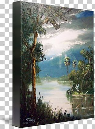 Watercolor Painting Oil Painting Landscape Painting PNG