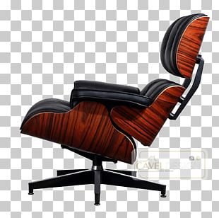 Eames Lounge Chair Lounge Chair And Ottoman Charles And Ray Eames PNG