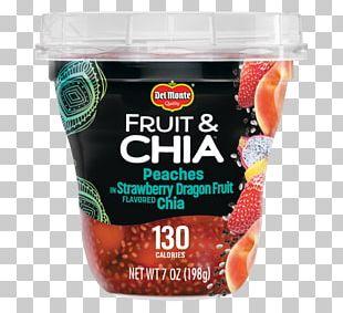 Fruit Cup Jam Del Monte Foods Pitaya Flavor PNG