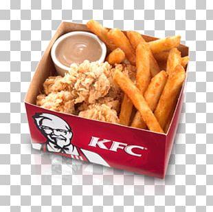 KFC French Fries Buffalo Wing Chicken Nugget Kentucky Fried Chicken Popcorn Chicken PNG