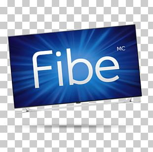 LED Display Television Bell Canada Bell Fibe TV LED-backlit LCD PNG