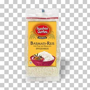 Basmati Jasmine Rice Commodity Flavor PNG