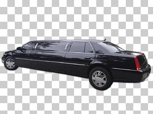 Car Luxury Vehicle Cadillac DTS Limousine Mercedes-Benz Sprinter PNG