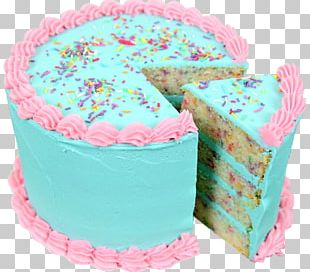 Birthday Cake Confetti Cake Frosting & Icing Layer Cake Cupcake PNG