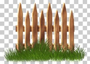 Fence Garden Lawn PNG